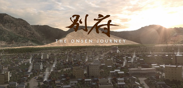 As Gripping as a Movie! Announcing Beppu, The Onsen Journey, a Video for the Whole World That Depicts the Birth of the Beppu Hot Springs in a Miraculous Location over 2.6 Million Years