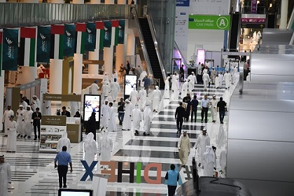 For the first time since its launch,ADIHEX's 18th edition to be extended to 7 days International Fair